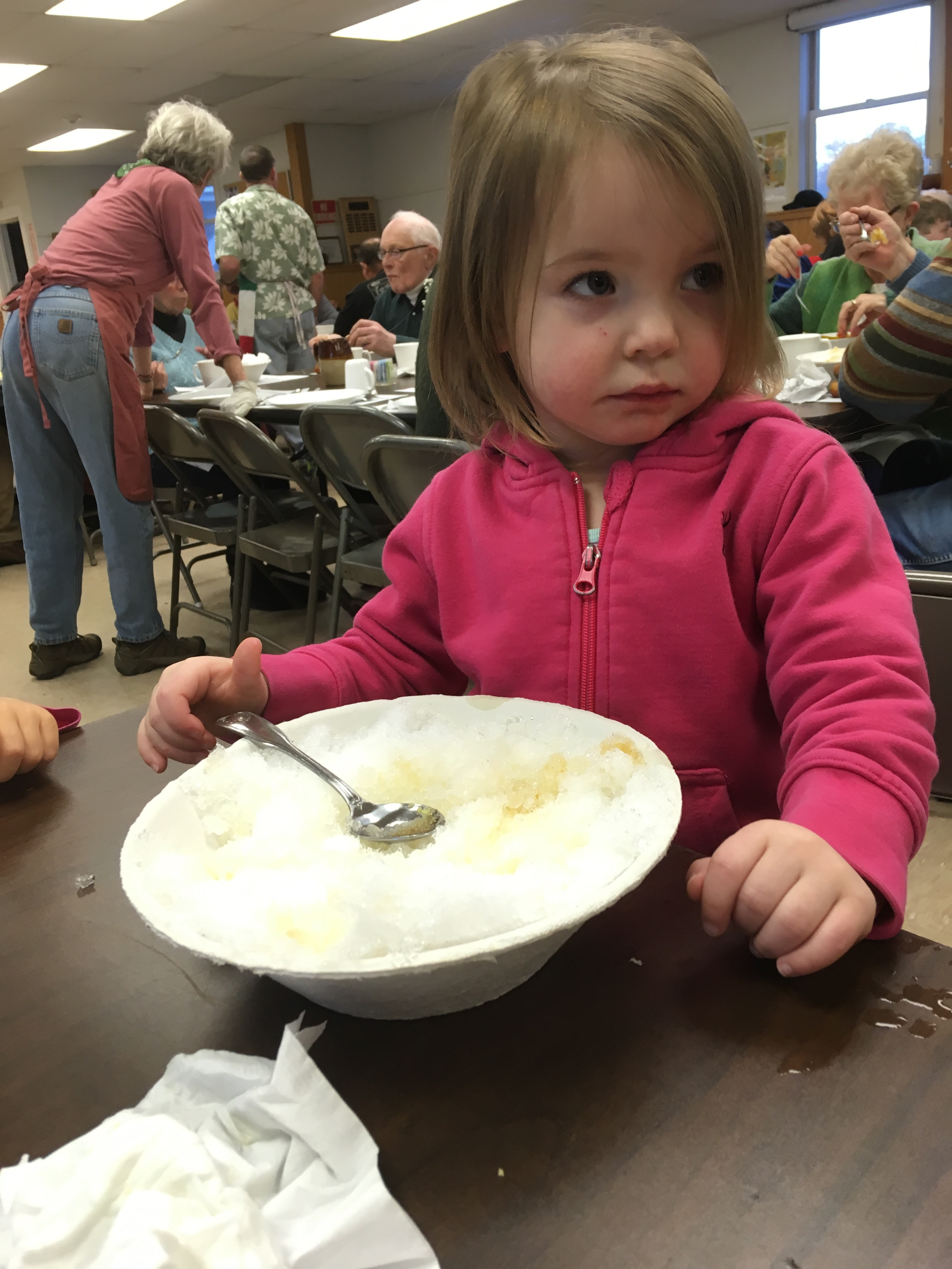 Sugar-on-snow supper | The Deerfield Valley News