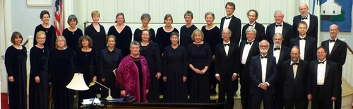 Brattleboro Music Center's Concert Choir