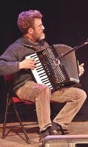 Andy Davis on accordion