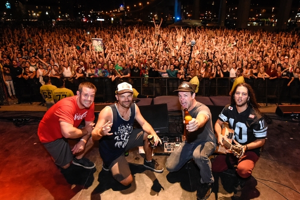Badfish will perform next Friday night with Roots of Creation at 7 pm.