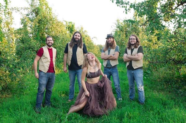 Hayley Jane & the Primates will perform at the Snow Barn on Monday.