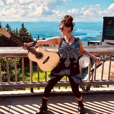 Jill Sachs will perform at the Riverbank Park during the Stroll on Saturday.