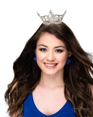 Danielle Trottier, Miss Vermont's Outstanding Teen 2019