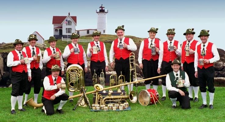 Oberlaendler Hofbrau Band will be performing at Oktoberfest this weekend.