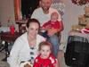 """Edwin """"Eddie"""" Bartlett, wife Samantha, and their children."""