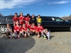 The Twin Valley fifth-sixth-grade girls' soccer team had a plush ride to their final soccer  match of the season.  The players earned  Front row, Jaidyn Denny, Kayla Mauroyenis, Katje Gibb-Buursma, Logan Hudon, Erynn Vollinger, and Reese Croutworst. Back,  Izabella Boyd, Cheyanne Cassell, Rosie Robert, Ella Corbosiero, and goalie Hali Howe.