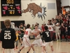 After the clock hit 0.0, players and fans celebrated the Wildcats two-point win over Rivendell.