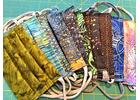 Facemasks made by Tessa Atwood, of Hummingbird Hill Quilting.      Tessa Atwood photo