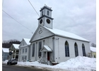 The former Valley Town Church will become a new coffee shop.