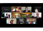 Wilmington Selectboard on a recent Zoom meeting